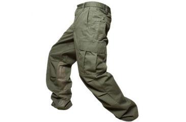 Vertx Mens Phantom Ops Tactical Pants w/ Airflow,65% Poly/35% Cotton,OD Green,30-30 VTX8620OD-30-30