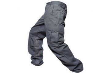 Vertx Mens Phantom Ops Tactical Pants w/ Airflow,65% Poly/35% Cotton,Smoke Grey,30-30 VTX8620SMG-30-30