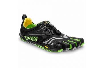 big sale a2590 fa617 Vibram FiveFingers KMD Sport LS Fitness Shoe - Men s-Black Grey Green-