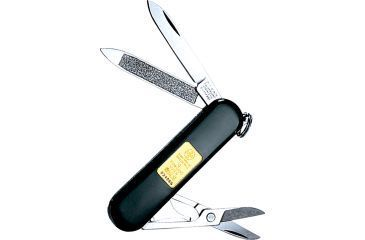 Victorinox Classic Gold Ingot Swiss Army Knife Black 53013