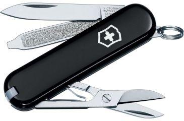 Victorinox Classic SD Swiss Army Knife Black 53003