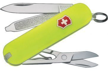 Victorinox Classic SD Swiss Army Knife Stayglow 53208
