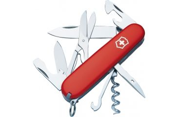 Victorinox Climber Swiss Army Pocket Knife Free Shipping