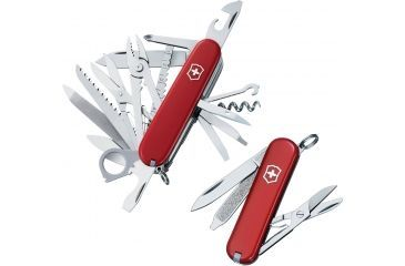 Victorinox Duo Gift Set Swiss Army Knife Red 53505