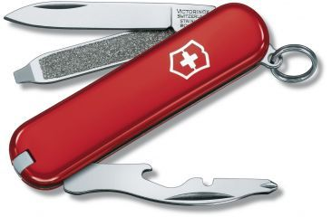 Victorinox Rally Swiss Army Knife Red