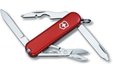 Victorinox Rambler Swiss Army Knife Red 33 Off 5 Star