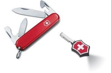 Victorinox Recruit/Microlight Fold Knife VN55241