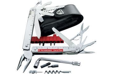Victorinox SwissTool CS Plus Swiss Army MultiTools Stainless Steel 53946