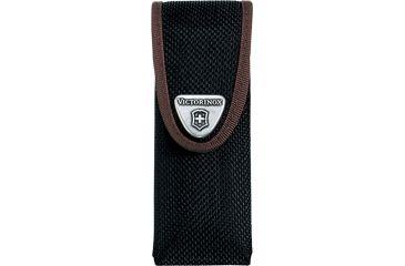 Victorinox SwissTool Spirit Nylon Swiss Army Knife Belt Pouch, Black 33258