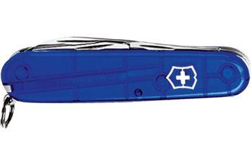 Victorinox Tinker Translucent Swiss Army Knife Sapphire 53112