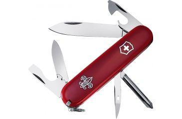 Victorinox Knives Tinker Pocket Knife Swiss Army Red