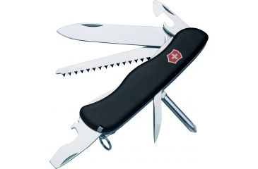 Victorinox Trekker Swiss Army Knife Black Free Shipping