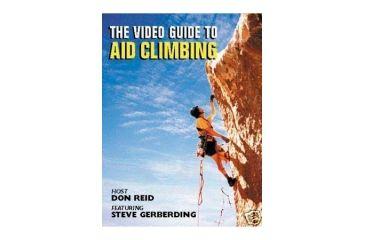 Video Guide To Aid Climbingdvd, Green Gear, Publisher - Green Gear