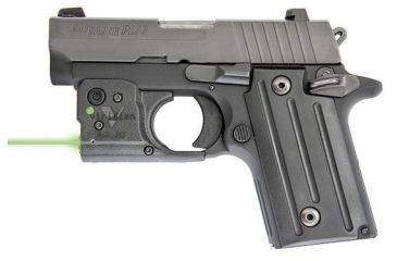 Viridian Reactor 5 Green Laser Sight For Sig P238 938 With
