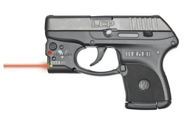Viridian Green Lasers Reactor 5 Red Laser Sight for Ruger LCP w/ ECR and Pocket Holster R5-R-LCP
