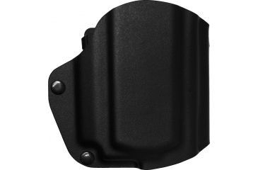 Viridian Kydex Holster, Black, Right Hand S& W M&P or Taurus 24/7 w/Viridian MP/T247/X5L