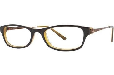 Visions 187 Progressive Prescription Eyeglasses - Frame Brown/Bronze VIVISION18702