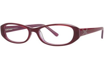 Visions 189 Eyeglass Frames - Frame Red/Pink VIVISION18903