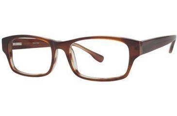Visions 190 Bifocal Prescription Eyeglasses - Frame Blond Tortoise VIVISION19003