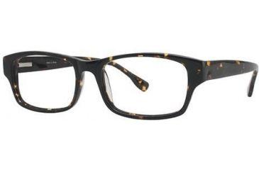 Visions 190 Bifocal Prescription Eyeglasses - Frame Dark Tortoise VIVISION19002