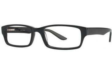 Visions 191 Bifocal Prescription Eyeglasses - Frame Black VIVISION19101