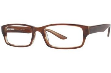 Visions 191 Bifocal Prescription Eyeglasses - Frame Blond Tortoise VIVISION19103