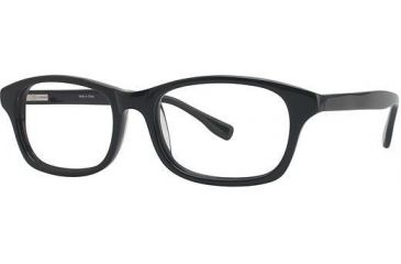 Visions 192 Progressive Prescription Eyeglasses - Frame Black VIVISION19201