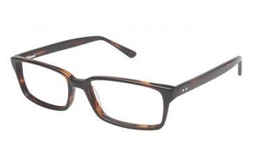 Visions 202 Bifocal Prescription Eyeglasses - Frame Tortoise, Size 54/15mm VIVISION20202