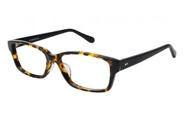 Visions 209A Eyeglass Frames - Frame Tortoise, Size 54/14mm VIVISION209A02