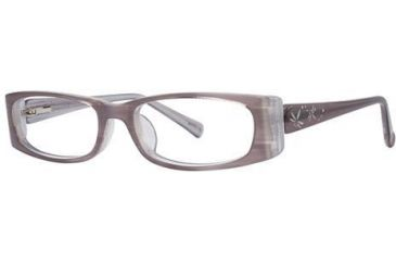 Visions 172 Bifocal Prescription Eyeglasses - Frame Lilac/Grey, Size 50/16mm VIVISION17202