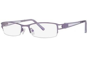 Visions 174 Bifocal Prescription Eyeglasses - Frame Lilac, Size 52/18mm VIVISION17401