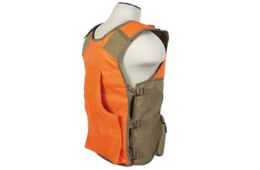 Vism Hunting Vest, Blaze Orange And Tan CHV2942TO
