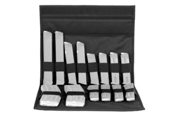 Vism Magazine Wallet For Pistol And Rifle Mags, Black  CMW2937B