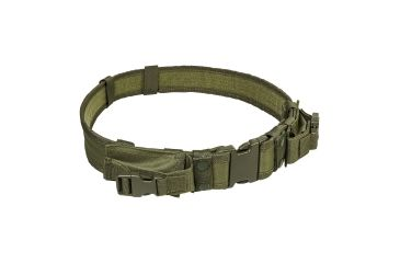 2-Vism Tactical Shooting / Gun Belt w/ Two Pouches