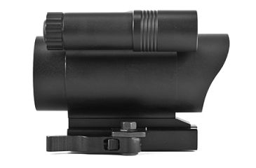 Vism Vdflgq142 Green Laser Led Flashlight Combo Sight With Quick Release Mount Other Side