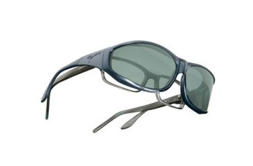 Vistana Steel Frame M Gray Polare Lens Sunglasses W404G