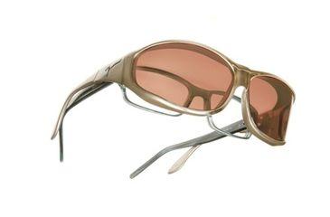 Vistana Mica Frame M Copper Polare Lens Sunglasses W405C