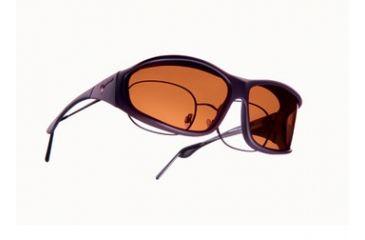 Vistana Soft Touch Violet Frame L Copper Polare Lens Sunglasses WS306C