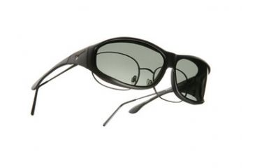 Vistana Soft Black Frame M Gray Polare Lens Sunglasses WS402G