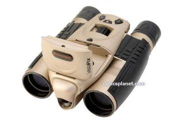 1-Celestron VistaPix 8x32 3.0 MegaPixel Digital Camera Binoculars w/ LCD Screen SD Slot - 72212