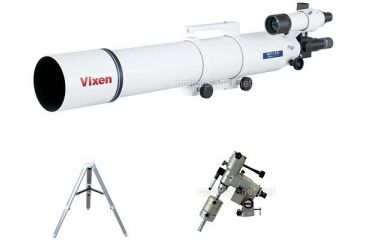 Vixen ED115SWT OTA SX-Trim APO Telescope TS-PR-2616GP-E on GP-E Mount with Al-150 Tripod