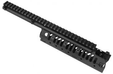 Vltor Casvel Casv Ar 15 Handguard Ext Length 9 Ar 15 Aluminum Black