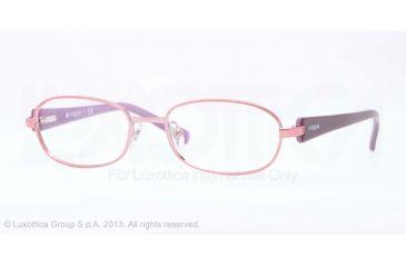 Vogue BABY 78 VO3746 Single Vision Prescription Eyeglasses 950-45 - Lavender Frame