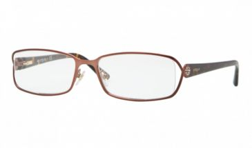 Vogue VO3808B Eyeglass Frames 811-5417 - Brown Frame