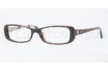Vogue Eyeglasses VO2658 with No-Line Progressive Rx Prescription Lenses W656-5015 - Havana