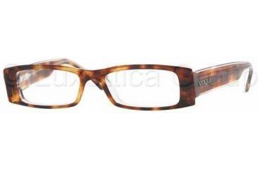 Vogue Eyeglass VO2501 1471-4816 - Top Transparent Havana