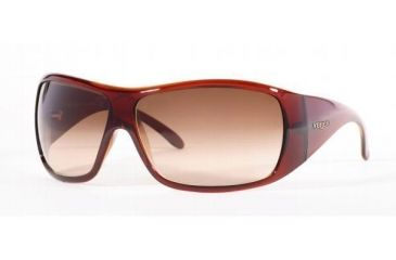 Vogue VO2459S-141013-6912 Sunglasses Brown Frame / 69 mm Brown Gradient Lenses