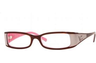Vogue VO2483 Eyeglasses with No Line Progressive Rx Prescription Lenses