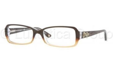 Vogue VO2675B Progressive Prescription Eyeglasses 1851-5316 - Brown/Sand Gradient
