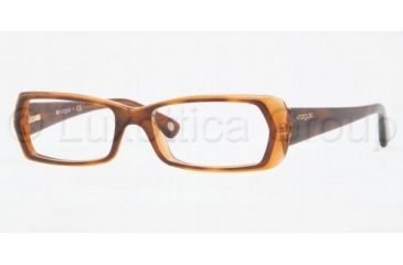 Vogue VO2691 Single Vision Prescription Eyewear 1624-4916 - Glitter Tortoise